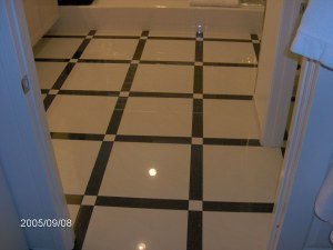 20 porcelain with uba tuba granite