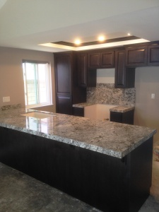 kitchen granite slab