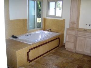 limestone tub