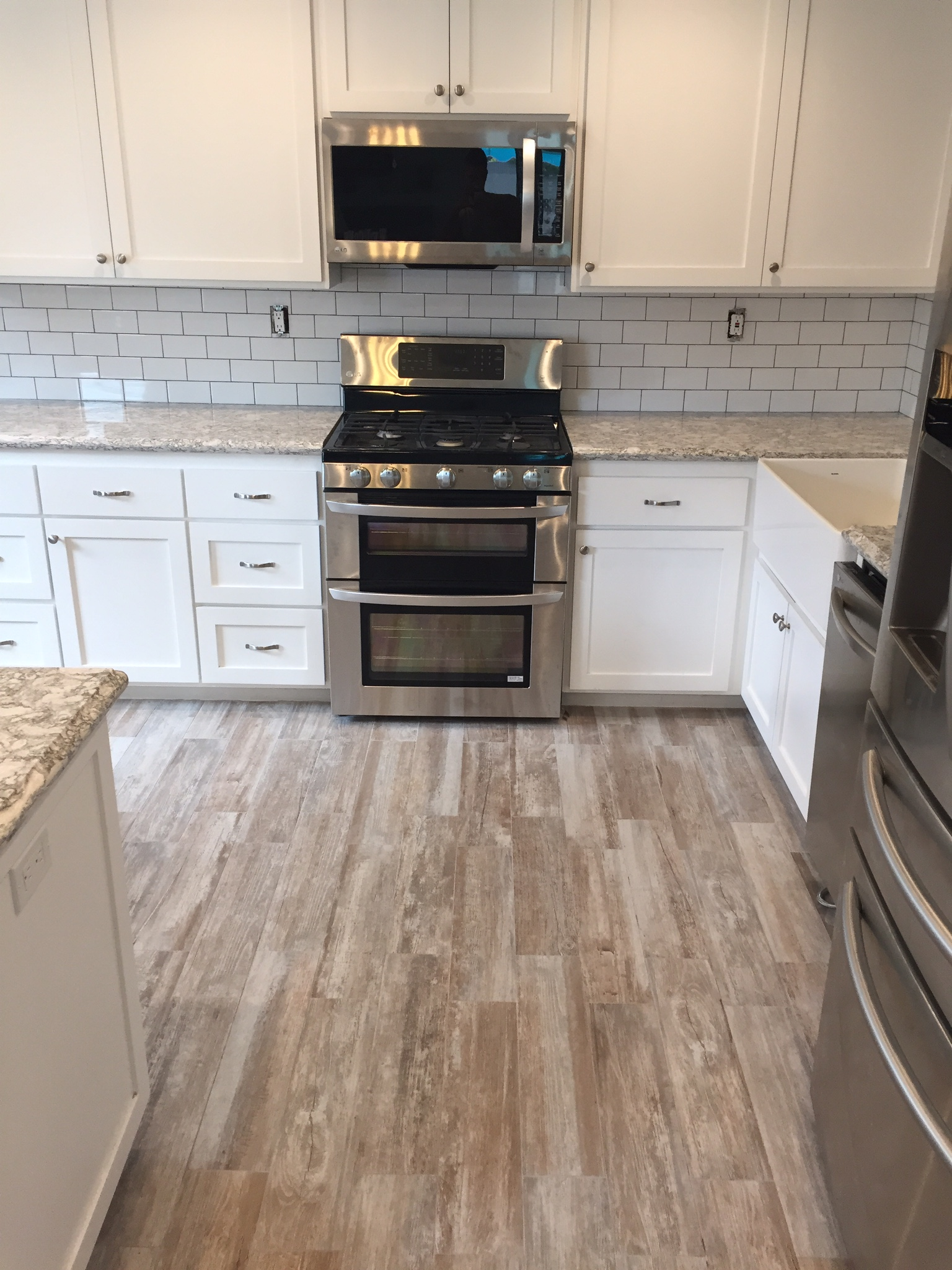 wood tile kitchen floor porcelain wood tile t f i tile amp marble design 1609